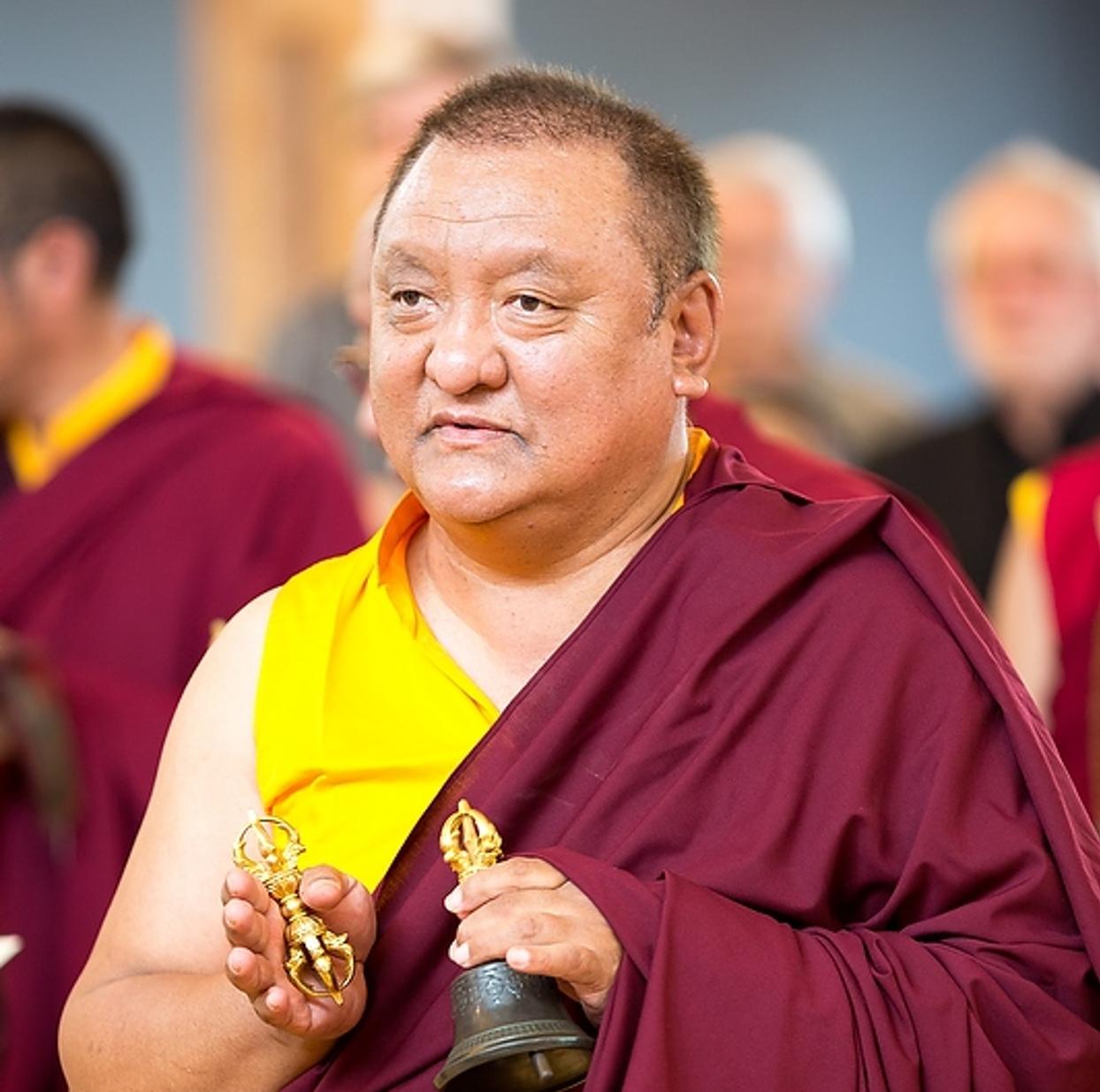 Le XIVᵉ Shamarpa Mipam Chökyi Lodrö